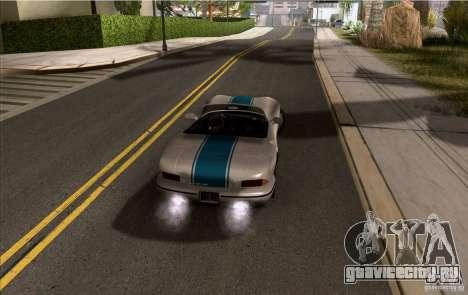 ENBSeries by HunterBoobs v1 для GTA San Andreas второй скриншот