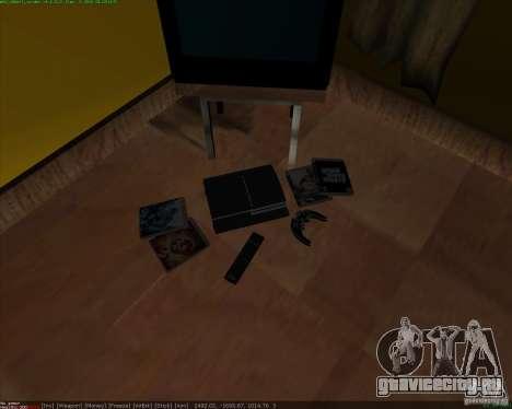PLAYSTATION 3 для GTA San Andreas