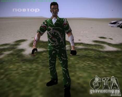 Скин Спецназовца для GTA Vice City