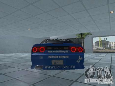 Nissan RPS13 Drift Spec для GTA San Andreas вид справа