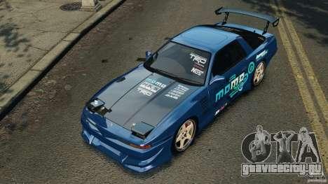 Toyota Supra 3.0 Turbo MK3 1992 v1.0 для GTA 4 колёса