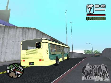 XTunnerHUN Team Man для GTA San Andreas