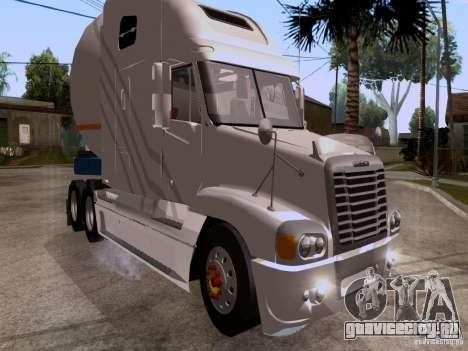 Freightliner Century для GTA San Andreas вид справа