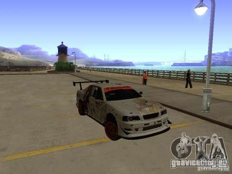 Toyota Chaser JZX100 Tuning by TCW для GTA San Andreas