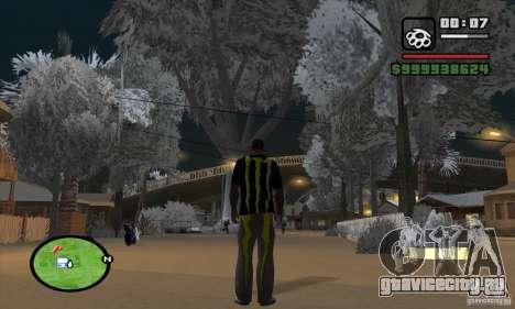 Monster energy suit pack для GTA San Andreas второй скриншот