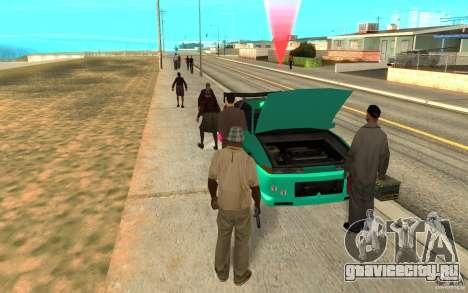 Авто мастер для GTA San Andreas третий скриншот