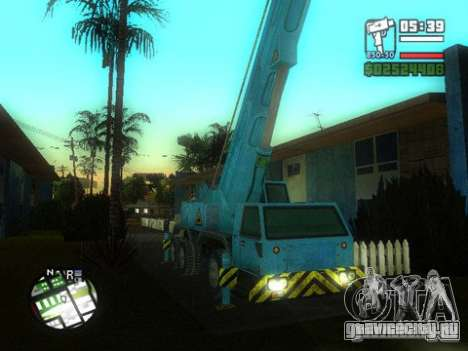 Split Second - Static Truck для GTA San Andreas