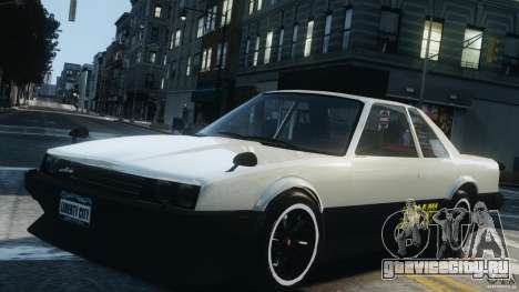 Nissan Skyline RS-X (R30) для GTA 4