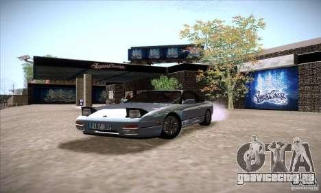 Nissan 240SX 1990 для GTA San Andreas