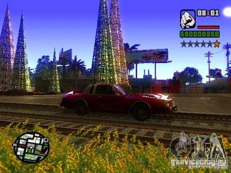 Timecyc BETA 2.0 для GTA San Andreas