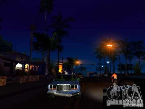 Графика из консольных версий для GTA San Andreas четвёртый скриншот
