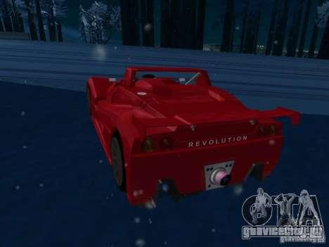 Lada Revolution для GTA San Andreas вид справа