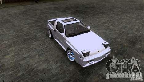 Mitsubishi Starion для GTA San Andreas