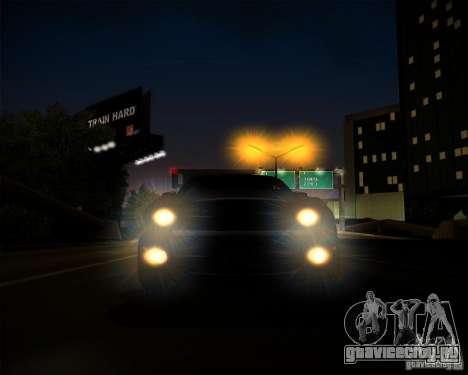 ENBSeries by Sashka911 v4 для GTA San Andreas двенадцатый скриншот