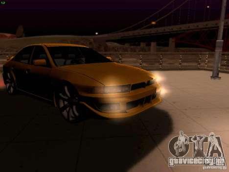 Mitsubishi Galant 2002 для GTA San Andreas вид сбоку