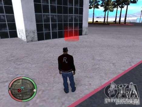 Концерт АК-47 v2 для GTA San Andreas шестой скриншот