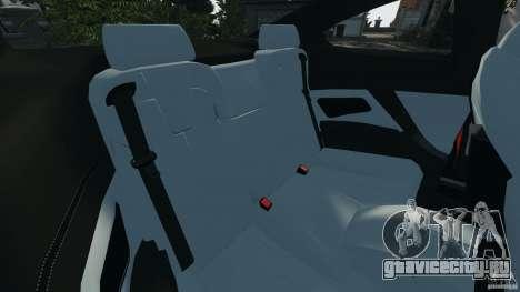 BMW M6 F13 2013 v1.0 для GTA 4 вид сбоку
