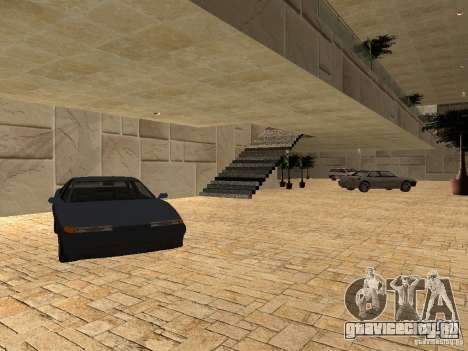 San Fierro Car Salon для GTA San Andreas пятый скриншот