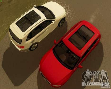 Audi Q5 для GTA San Andreas вид сзади слева