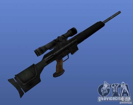 Weapon Textures для GTA 4