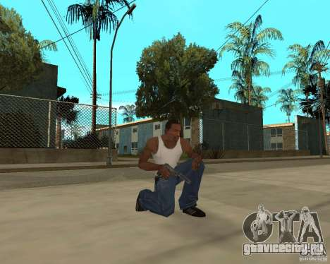 Оружия из STALKERa для GTA San Andreas двенадцатый скриншот