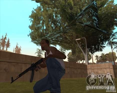 Mp43 (stg44) from wolfenstein для GTA San Andreas второй скриншот