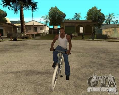Kona Kowan texture для GTA San Andreas вид сзади