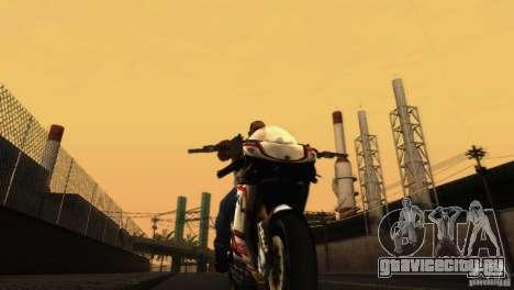 ENBSeries by dyu6 v2.0 для GTA San Andreas
