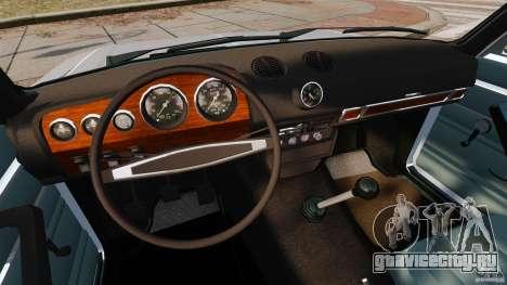 ВАЗ-2106 для GTA 4 вид сзади