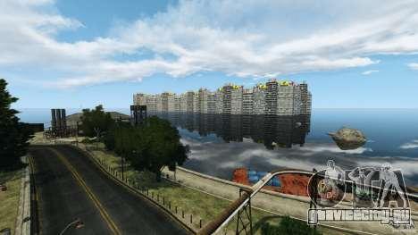 Tokyo Freeway для GTA 4 второй скриншот
