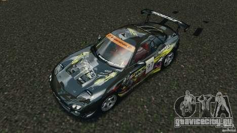 Mazda RX-7 RE-Amemiya v2 для GTA 4 салон