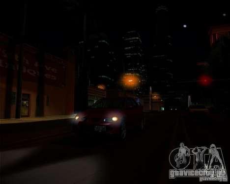 ENBSeries by Sashka911 v4 для GTA San Andreas третий скриншот