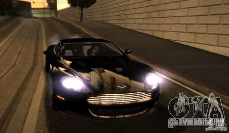 Graphic settings для GTA San Andreas третий скриншот
