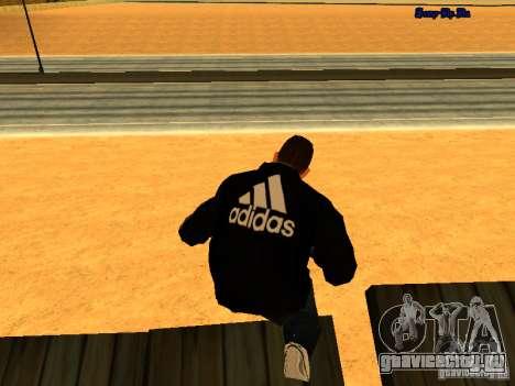 Новый скин для Gta San Andreas для GTA San Andreas второй скриншот