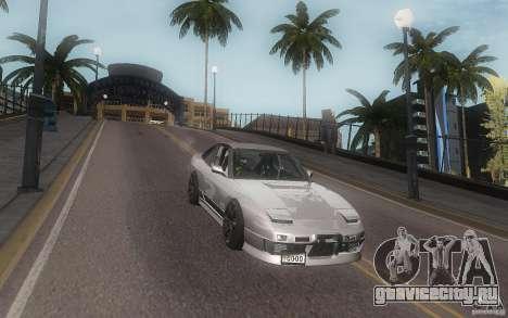 Nissan 180sx v2 для GTA San Andreas