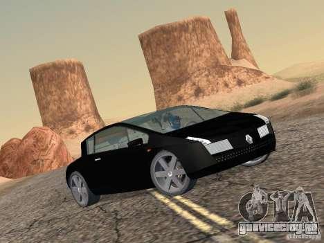 Renault Vel Satis для GTA San Andreas