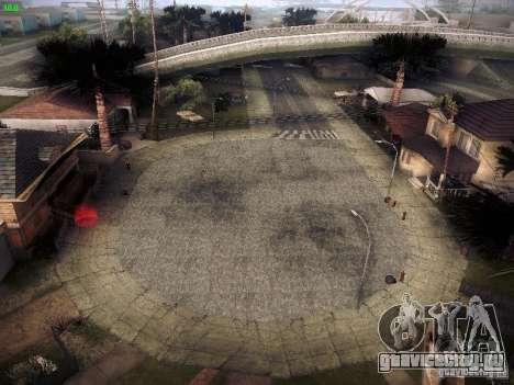 Todas Ruas v3.0 (Los Santos) для GTA San Andreas второй скриншот