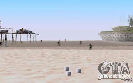 Reality Beach v2 для GTA San Andreas четвёртый скриншот