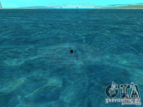 Текстура воды для GTA San Andreas