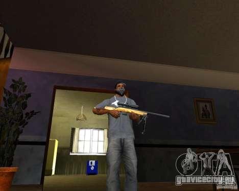 Винтовка M24 для GTA San Andreas