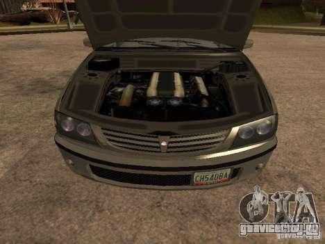 Merit из Gta 4 для GTA San Andreas вид изнутри