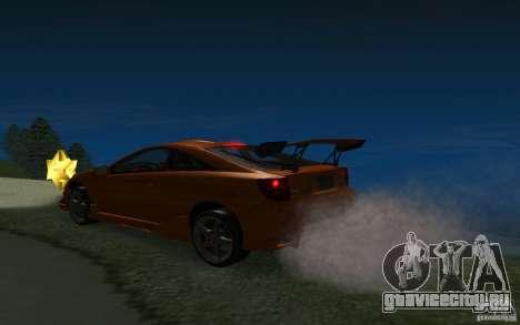 Toyota Celica для GTA San Andreas колёса