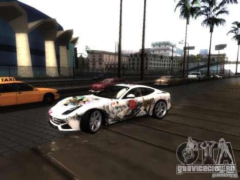 ENB Series Project BRP для GTA San Andreas