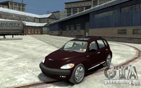 Chrysler PT Cruiser для GTA 4