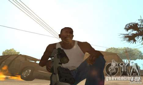 Интервеншн из Call Of Duty Modern Warfare 2 для GTA San Andreas второй скриншот