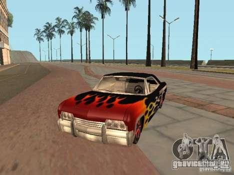 Винил для GTA San Andreas третий скриншот