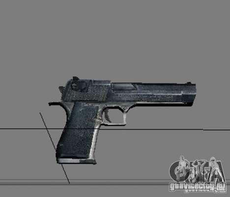 Набор оружия из сталкера V2 для GTA San Andreas девятый скриншот