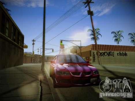 ENBSeries by Treavor для GTA San Andreas