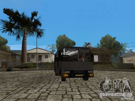 Богдан A091 IVLM для GTA San Andreas