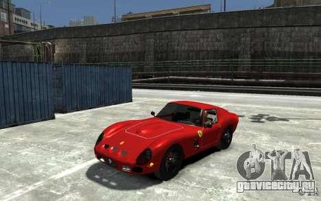 Ferrari 250 Le Mans для GTA 4
